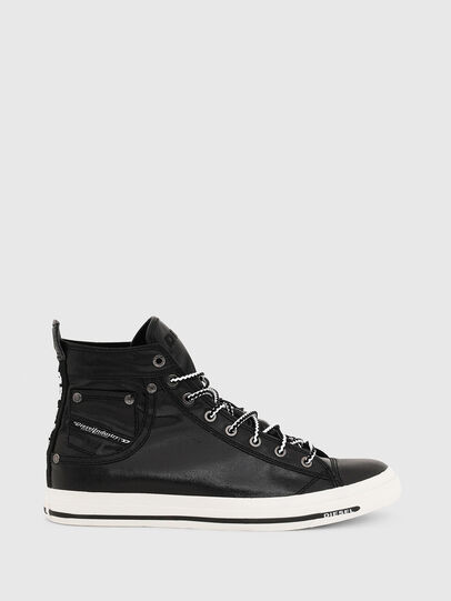 Diesel - EXPOSURE I, Black - Sneakers - Image 1