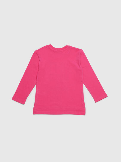 Diesel - TIRVIB-R, Pink - T-shirts and Tops - Image 3