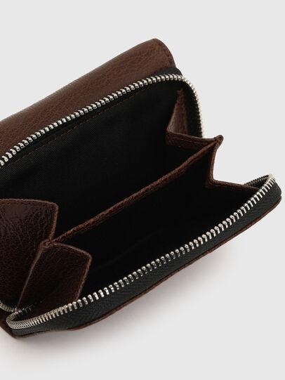 Diesel - SPEJAP, Brown - Small Wallets - Image 4
