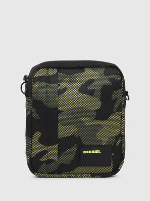 ODERZO, Green Camouflage - Crossbody Bags