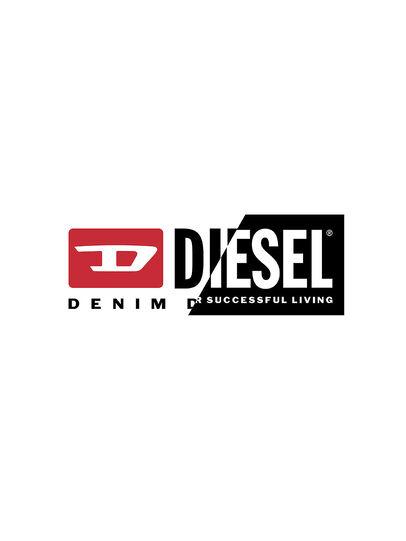 Diesel - T-WEET-SPLIT, White - Polos - Image 4
