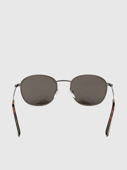 Diesel - DL0307, Grey - Sunglasses - Image 4