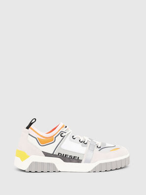 S-RUA SL LOW, White - Sneakers
