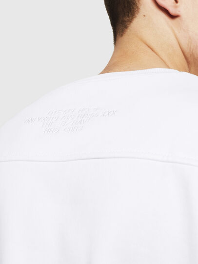 Diesel - S-MENKOV, White - Sweaters - Image 3