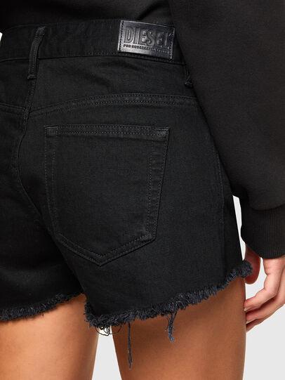 Diesel - DE-RIFTY, Black - Shorts - Image 4