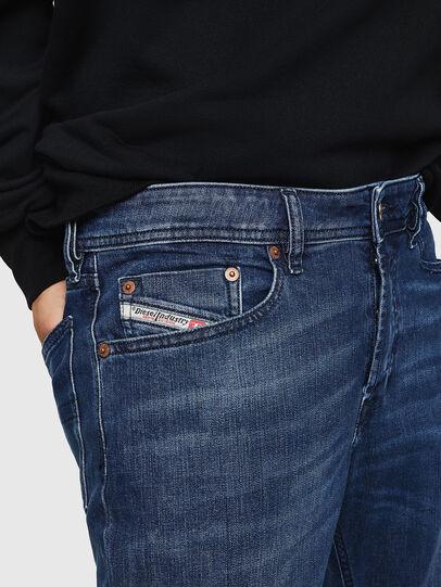 Diesel - Waykee 082AZ, Dark Blue - Jeans - Image 3