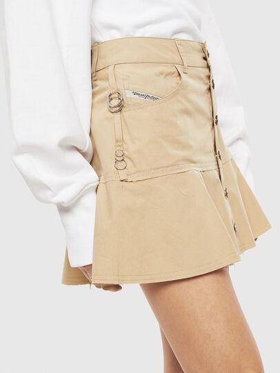 Diesel - O-BETH,  - Skirts - Image 4