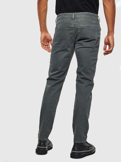 Diesel - D-Bazer 0699P, Green Melange - Jeans - Image 2