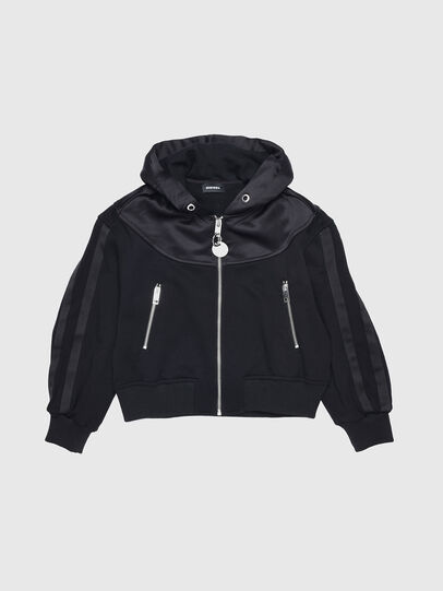 Diesel - SNYNKE, Black - Sweaters - Image 1