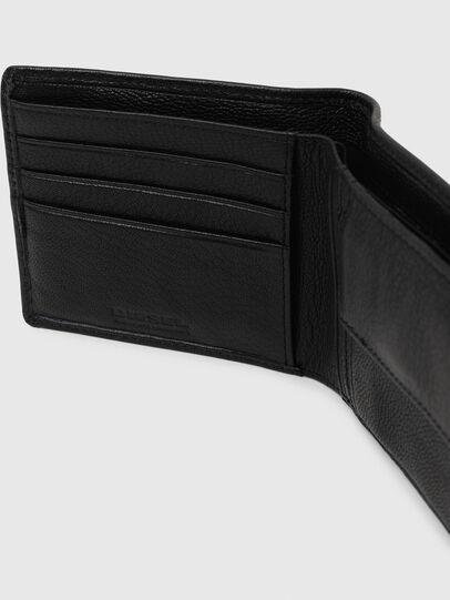 Diesel - HIRESH S, Black - Small Wallets - Image 4