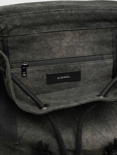 Diesel - VOLPAGO BACK, Black - Backpacks - Image 5