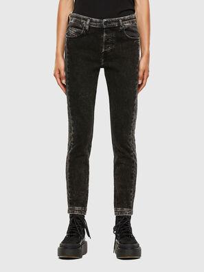 Babhila 009FH, Black/Dark grey - Jeans