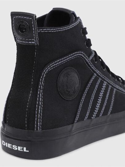 Diesel - S-ASTICO MID LACE, Black - Sneakers - Image 5