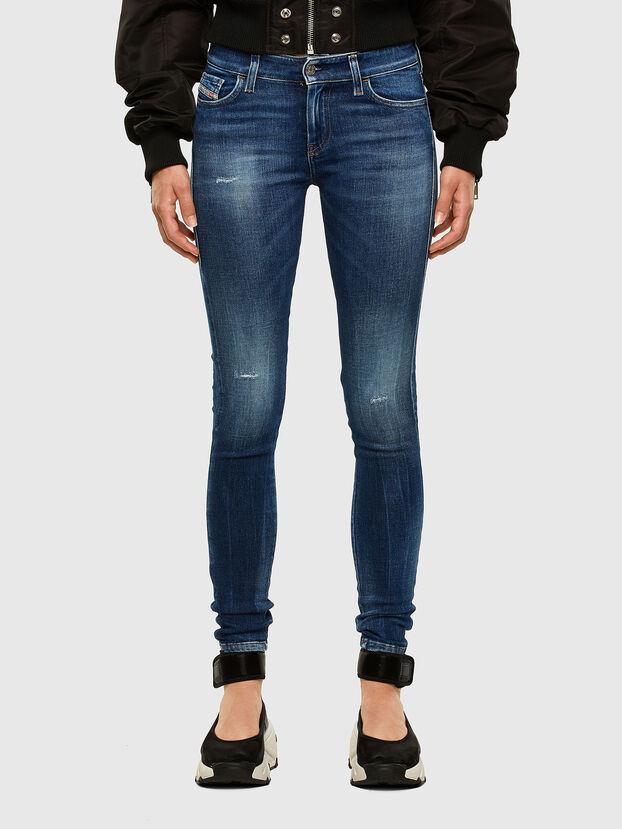 Slandy 009CX, Medium blue - Jeans
