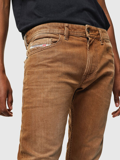 Diesel - Thommer 0890E, Brown - Jeans - Image 3