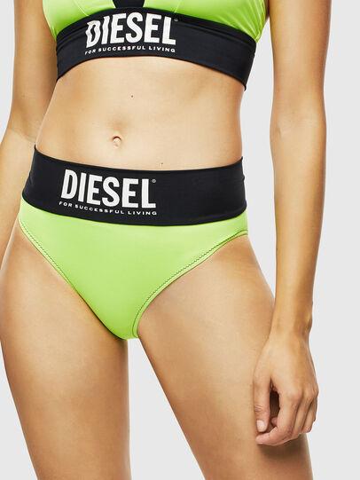Diesel - BFPN-BEACHY, Green/Black - Panties - Image 1