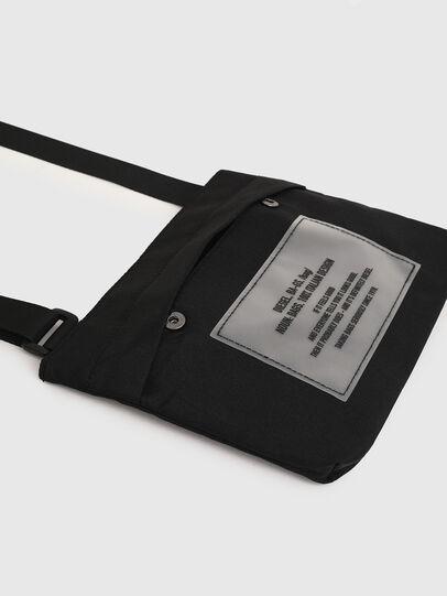 Diesel - CROPAK, Black - Crossbody Bags - Image 4