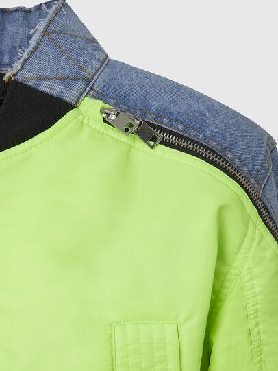 Diesel - G-DANIEL, Blue/Green - Jackets - Image 6