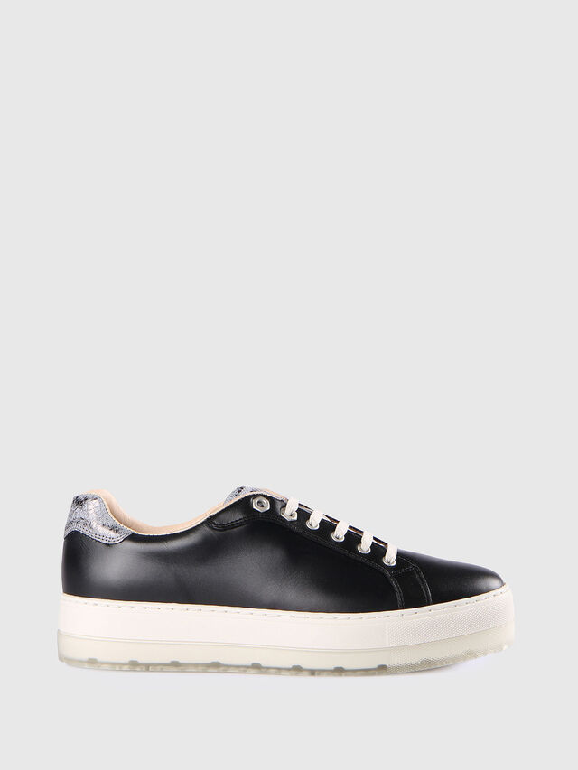 Diesel S- ANDYES W, Black/Grey - Sneakers - Image 1