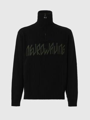 K-GABY, Black - Knitwear