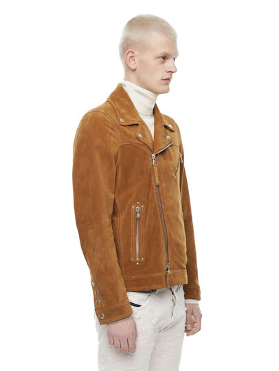 Diesel - LASKAI,  - Leather jackets - Image 3