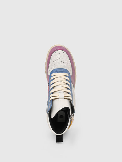 Diesel - S-RUA MID SK, Multicolor - Sneakers - Image 4