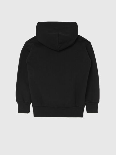 Diesel - SALBYPOCKETS OVER, Black - Sweaters - Image 2
