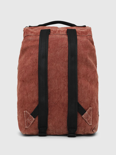 Diesel - GRANYTO BACK, Orange - Backpacks - Image 2