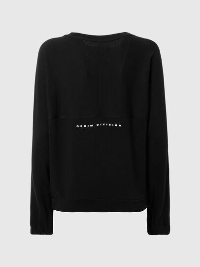 Diesel - UFTL-RAGLY, Black - Sweaters - Image 2