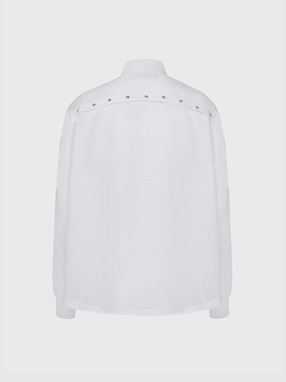 Diesel - C-SUPER-E, White - Shirts - Image 2