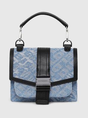 MISS-MATCH CROSSBODY, Blue Jeans - Crossbody Bags