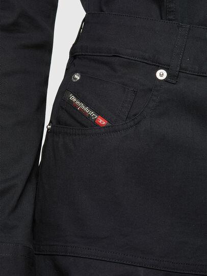 Diesel - D-SHAY, Black - Dresses - Image 4