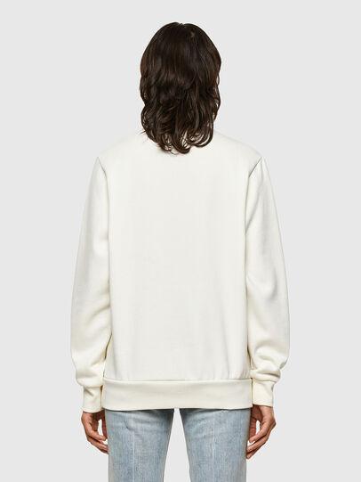 Diesel - S-GIRK-N81, White - Sweaters - Image 4