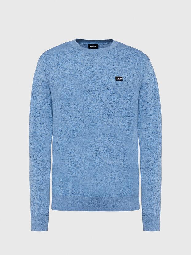 K-CROFT-TOMI, Light Blue - Knitwear
