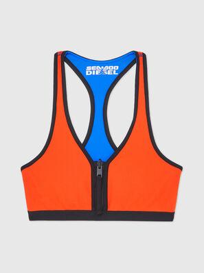 BFB-MILADOO, Blue/Orange - Bras