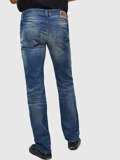 Diesel - Larkee 0090D, Medium blue - Jeans - Image 2