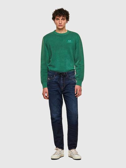 Diesel - D-VIDER JoggJeans® 069WS, Dark Blue - Jeans - Image 4