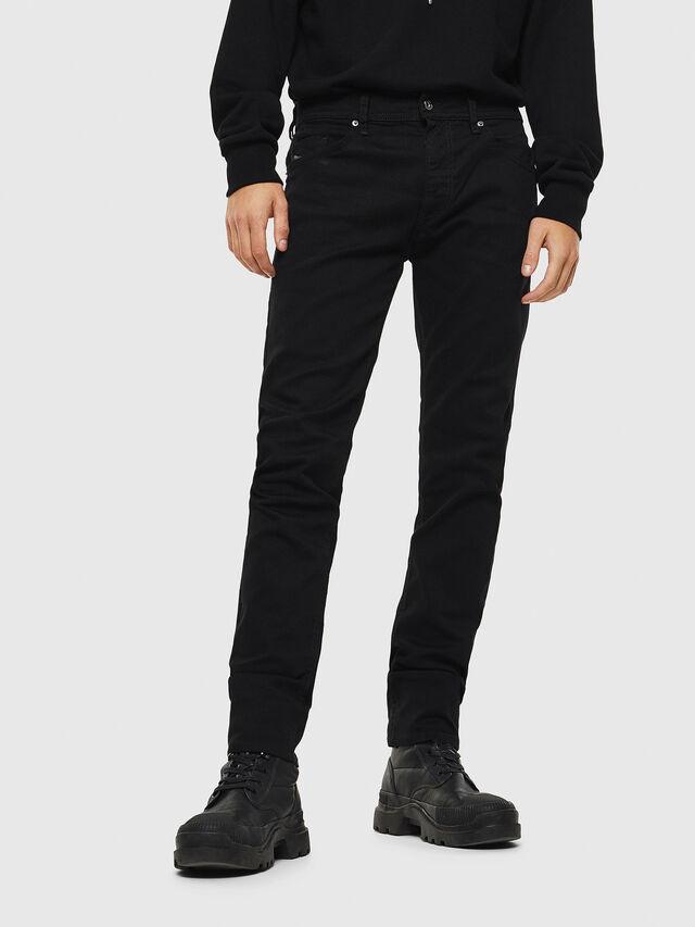 Diesel Thommer 0688H, Black/Dark grey - Jeans - Image 1