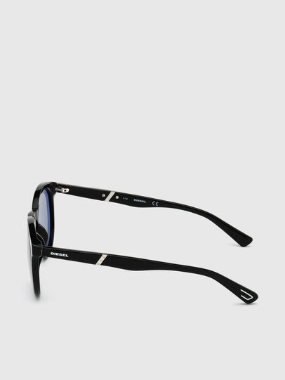 Diesel - DL0310, Black - Sunglasses - Image 3