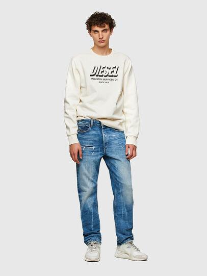 Diesel - D-Macs 009MV, Light Blue - Jeans - Image 4
