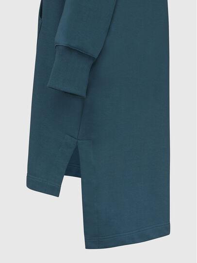 Diesel - D-ILSE-T, Water Green - Dresses - Image 5