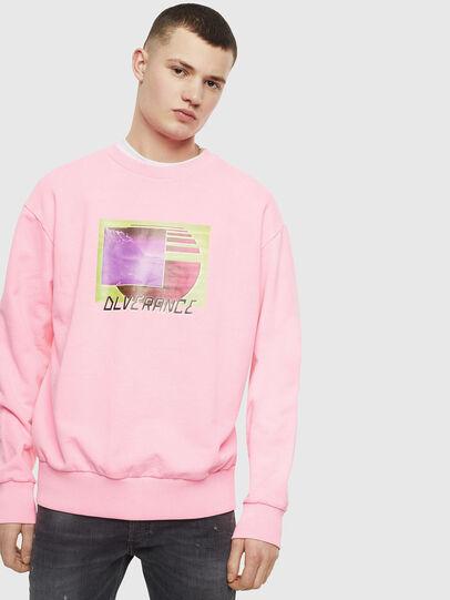 Diesel - S-BIAY-FLUO,  - Sweaters - Image 1