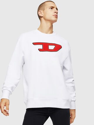 S-CREW-DIVISION-D,  - Sweaters
