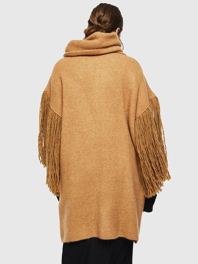 Diesel - M-BOU-B, Light Brown - Winter Jackets - Image 2