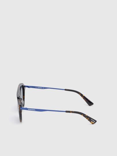 Diesel - DL0277, Dark Brown - Sunglasses - Image 3