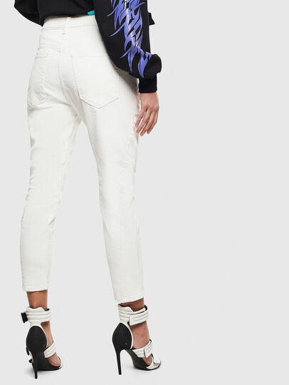 Diesel - Fayza 009AY, White - Jeans - Image 2