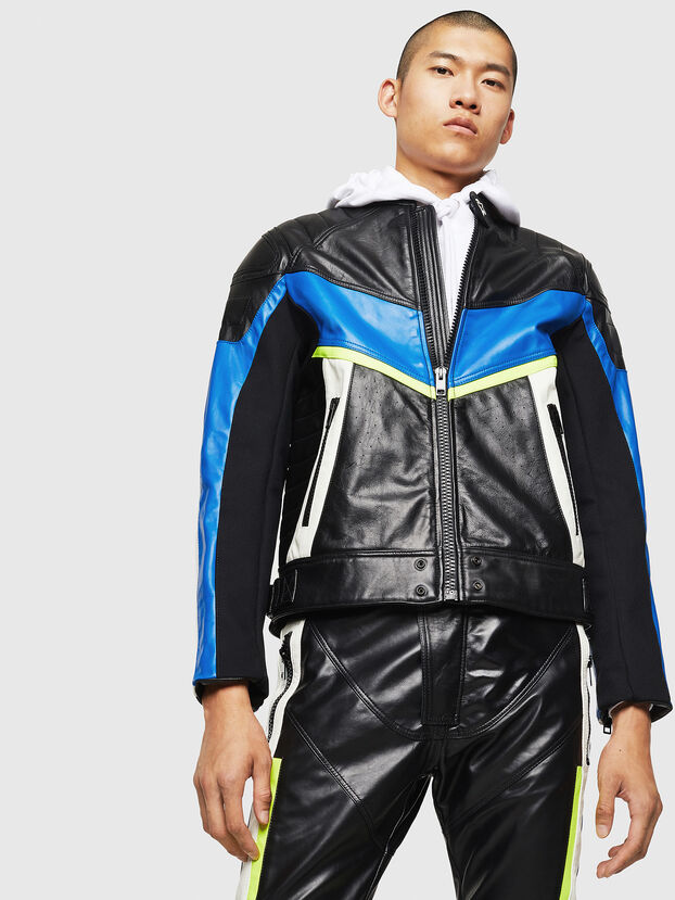 ASTARS-LDUE, Black - Leather jackets