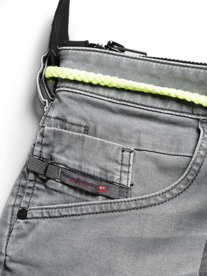 Diesel - D-ZIPHOFF, Black - Bags - Image 4