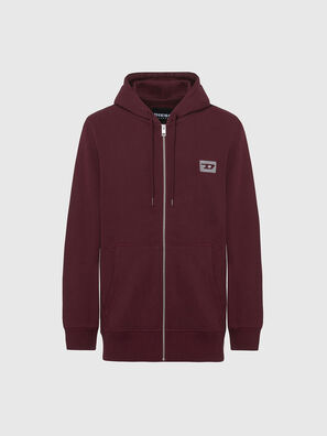 UMLT-BRANDON-Z, Bordeaux - Sweaters