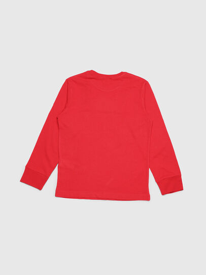 Diesel - TDIEGOYH-ML, Red - T-shirts and Tops - Image 2